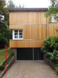 Erweiterung und energetische Sanierung eines Einfamilienhauses