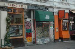 Umbau Eiscafé, Hamburg